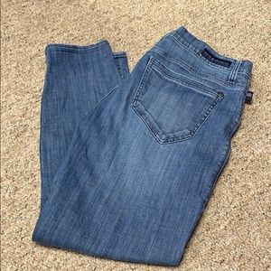 Rock and Republic Ankle Emo jeans size 14